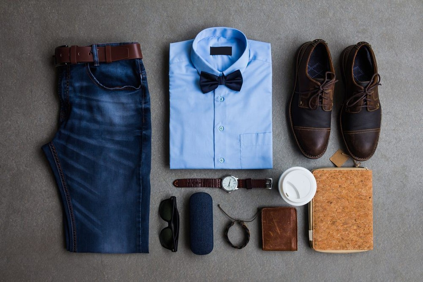Know All About Men's Clothing!