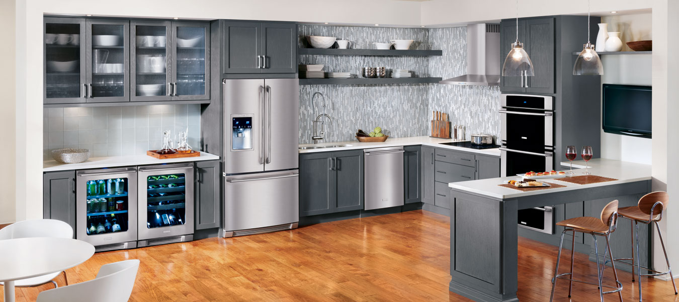 Live a Leisurely Life by Getting Yourself Stylish Home Appliances