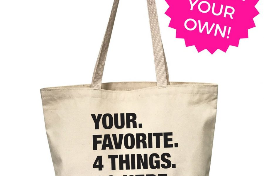 Gift Personalized Tote Bags as a Token to Appreciate Your Employees